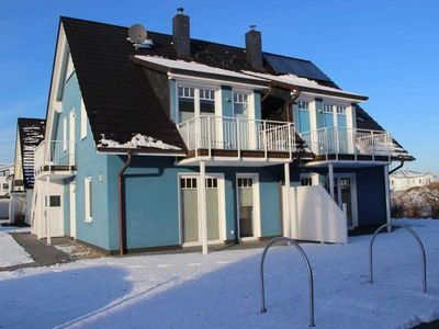 Photo for 3-room apartment for 4 adults and 1 infant up to 3 years - Excl. App. Holiday happiness, fireplace, Wi-Fi, 250 m to the beach