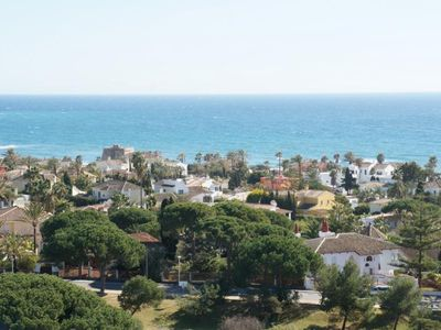 Photo for Studio Apartment with Sea View. Ideal for a dream holiday on the beach. Wifi for free