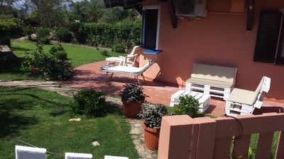 Photo for seaside holiday home -residential with large garden.