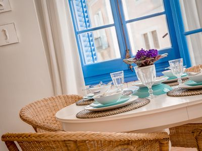 Photo for Traditional apartment in the center of Sitges old town