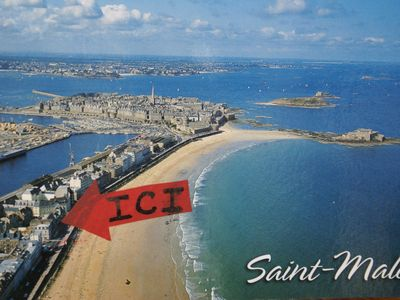 Photo for 2BR Apartment Vacation Rental in Saint Malo