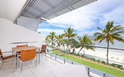 Photo for Situated Directly On The Beachfront Of Iconic Noosa Main Beach