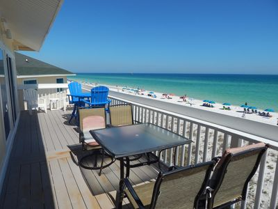 Photo for Condo #2156 is a 2 Bedroom Beach Front