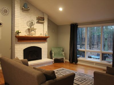 Photo for Sunny Woods Beach House in Grand Bend - Great for large groups