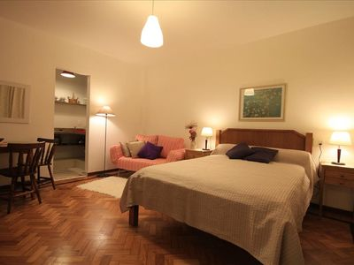 Photo for Apartment between Lapa & Cinelândia, close to subway and tram, for non-smokers