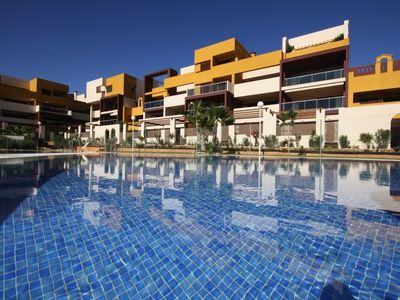 Photo for New Modern 2 bedroom Apartment in Playa Flamenca close to all ameneties.