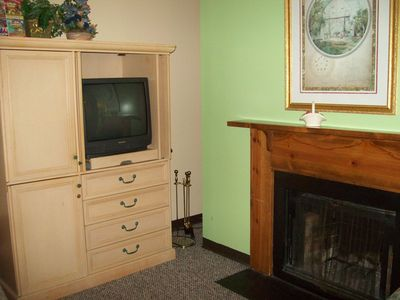 Photo for Oak Square,One Bedroom Condo w/Bunk Beds in the Heart of Gatlinburg(Unit 410)