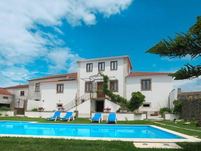 Photo for Vacation home Ferienhaus mit Pool (BQR100) in Barcelos - 6 persons, 3 bedrooms