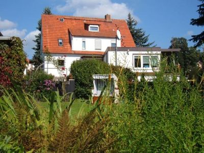 Photo for Large apartment on the southern slope of the Knüllgebirge and large garden