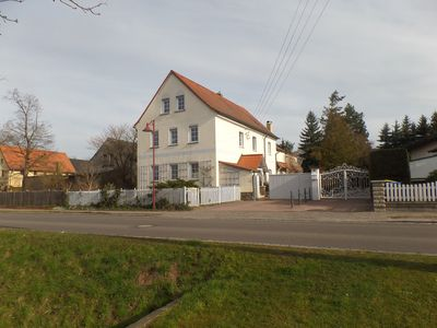 Photo for Holiday apartment on the outskirts of Leipzig