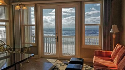 Photo for New Seagrove Beach Front Condo-10' Ceilings & Unobstructed Gulf View w/King Bed