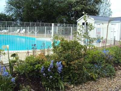 Photo for 2BR Chalet Vacation Rental in Sainte opportune la marre