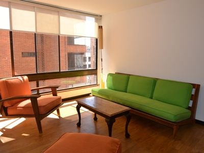 Photo for MUISCA - 1 Br.  Executive Apartment with fireplace