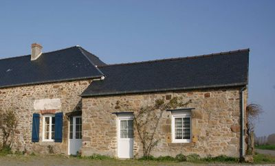 Photo for Typical Breton house in the Bay of Mont Saint Michel (Saint Malo)