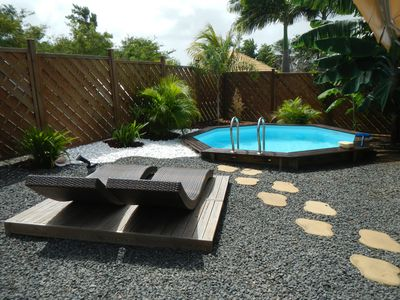 Photo for CHARMING BUNGALOW 50 m²Private garden