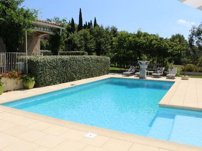 Photo for Stunning Villa Near La Garde Freinet / St Tropez With Private Pool