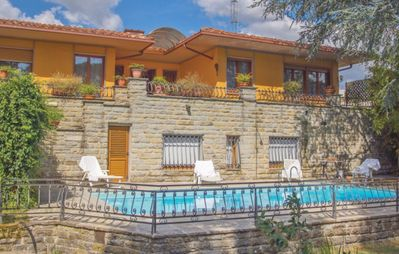 Photo for Wonderful  villa for 6 people with private pool, WIFI, hot tub, TV, terrace and parking