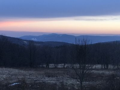 Photo for Private Hillsdale Home With Views Of Catamount.