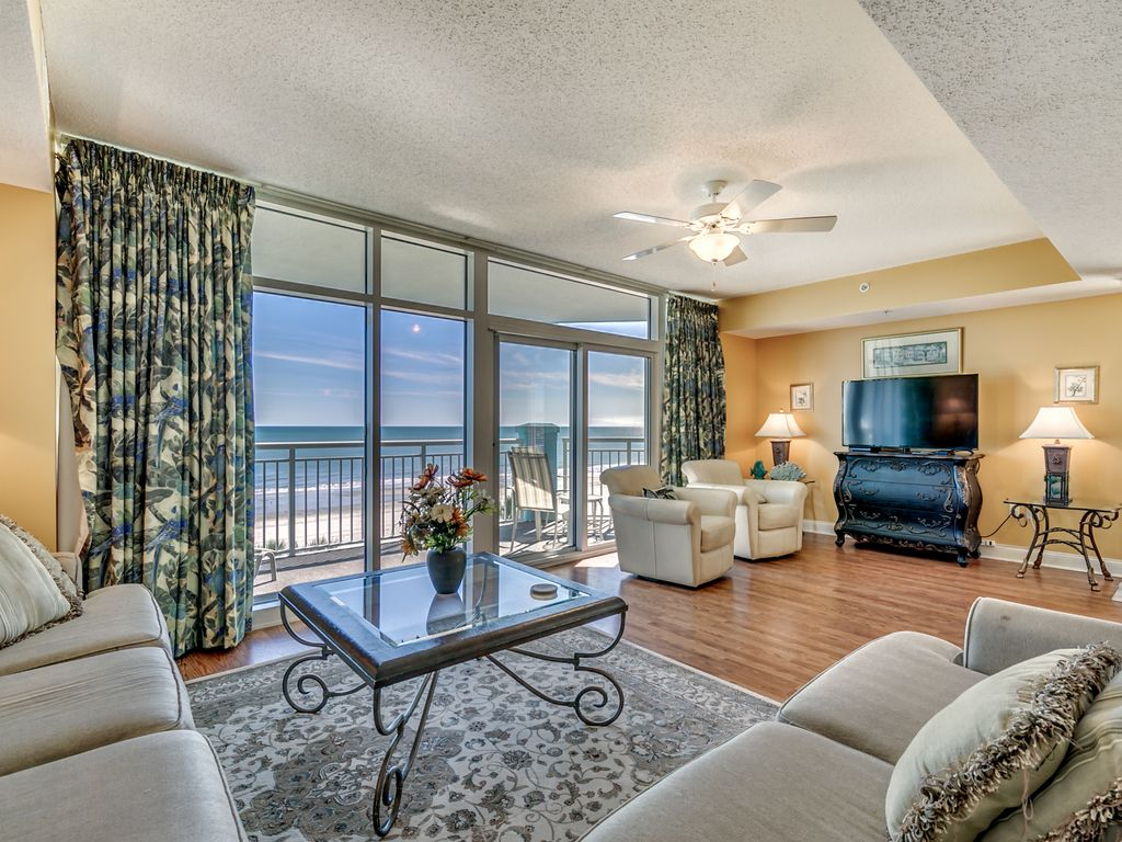 Amazing 5 Bedroom Ocean Front Myrtle Beach Myrtle Beach Grand Strand Area
