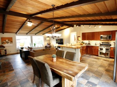 Photo for River House Living | Gourmet Kitchen | Comfy Beds