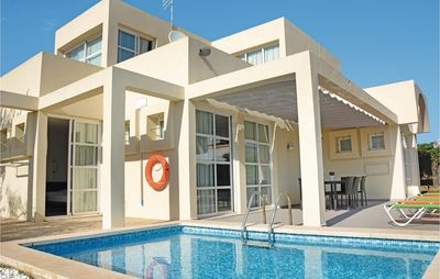 Photo for 4 bedroom accommodation in Can Picafort