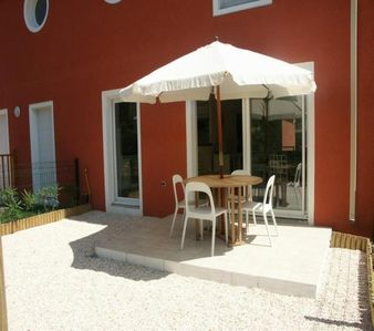 Photo for Rental Villa in a luxury residence for 6 person (s) - Argelès-sur-Mer -