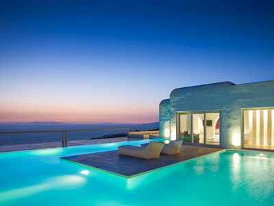 Photo for VILLA MYKONOS AQUA PEARL @2016