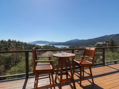 Photo for What A View: Castle Glen Estates: Lake & Mountain Views! Hot Tub! Propane BBQ! Ping Pong!