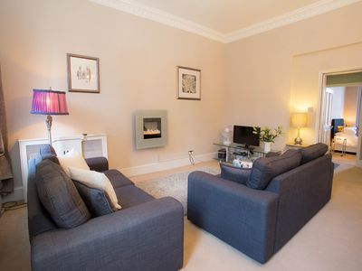 Photo for Open Plan Living in Georgian Building - 2 min to York Minster and City.  Free Wi