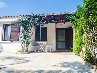 Photo for Superb villa near the sea in San Teodoro, near Olbia, Sardinia