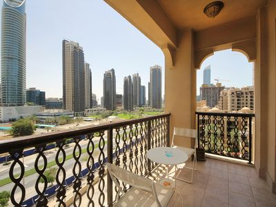 Photo for Spacious Dazzling Reehan apartment in Downtown with WiFi, integrated air conditioning, private park…