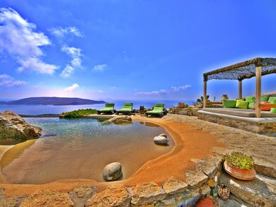 Photo for Luxurious spectacular 5 bedr private villa  breathtaking views /infinity pool