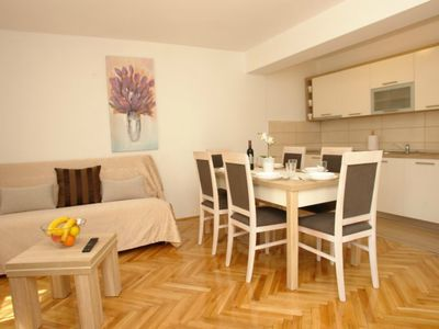 Photo for Modern apartments in the center of Novalja