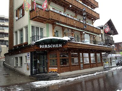 Photo for 3 bedroom Apartment, sleeps 5 in Grindelwald with WiFi