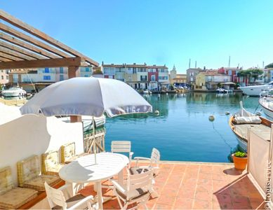 Photo for House 4 persons  et  15 m mooring Port Grimaud
