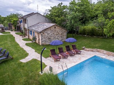 Photo for Attractive villa with pool and fenced garden - Privacy Guaranteed