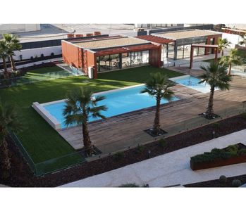 Photo for Apartment with view on Lisbon Tage & swimming pool
