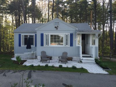 Photo for Cozy Ogunquit 2 Bedroom, 2 Bathroom Cottage Minutes from Beaches and Downtown