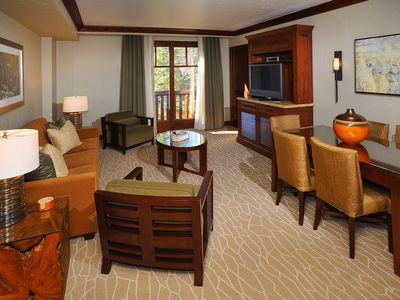 Photo for Ski-In & Out Ritz Carlton Bachelor Gulch Suite w/ Hotel Amenities, Spa, Pool