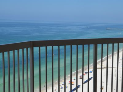 Photo for 3BR/3BA ~ West End Corner with An Amazing view of the Gulf,  Beach & Sunsets.