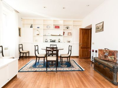 Photo for Apartment G&T Apartment in Roma: Trastevere - 6 persons, 2 bedrooms