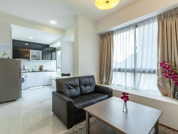 Fully Furnish One Bedroom ApT @ Central
