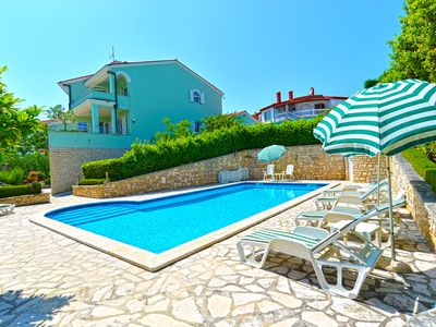 Photo for Holiday apartment Pula for 8 persons with 4 bedrooms - Holiday apartment