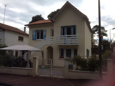 Photo for VILLA FACING THE PARK ROYAN - 8 people