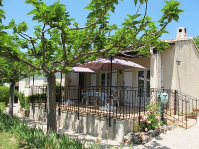 Photo for 2 bedroom Villa, sleeps 4 with Air Con, FREE WiFi and Walk to Shops
