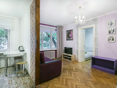Photo for 2-bedroom apartment for up to 6 people
