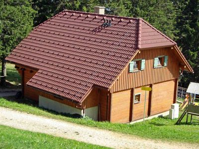 Photo for Well equipped chalet with kids programme on the pass at Klippitz.
