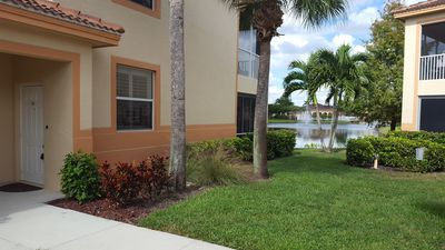 Photo for Immaculate home 😎 3BR, 2 BA, First Floor Coach home.