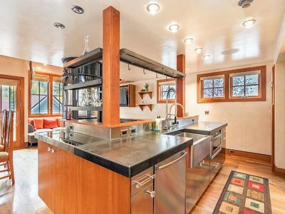 Photo for Bright & Contemporary Townhome Located in Beautiful Historic Neighborhood