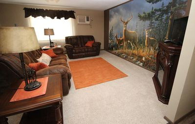 Photo for 2BR Apartment Vacation Rental in New Albin, Iowa